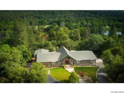 Sonora Single Family Home For Sale: 15559 Buena Vista Avenida #7