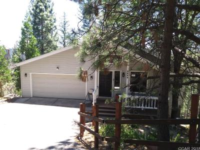 Arnold Single Family Home For Sale: 2822 El Dorado Dr