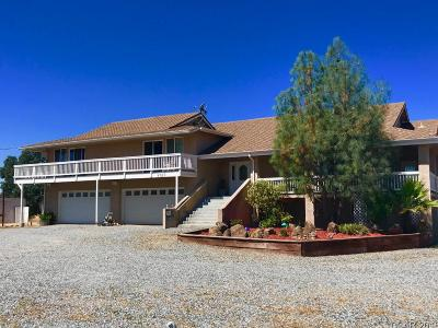 Valley Springs Single Family Home For Sale: 8222 Center Dr