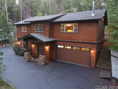 Arnold Single Family Home For Sale: 2744 Venado Dr