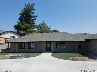 Valley Springs Single Family Home For Sale: 2479 Hartvickson