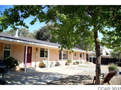 Valley Springs Single Family Home For Sale: 7762 Baldwin St