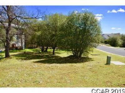 Angels Camp Residential Lots & Land For Sale: 545 Rock Forge Loop #--