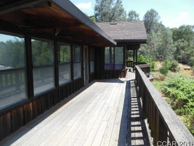 Mokelumne Hill Single Family Home For Sale: 8523 Campo Seco Turnpike