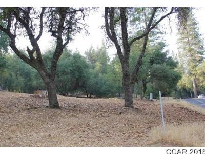 Sonora Residential Lots & Land For Sale: 21930 Lyons Bald Mountain Road #41