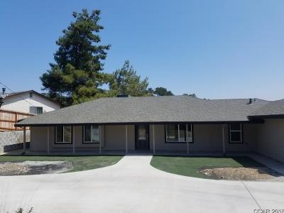 Valley Springs Single Family Home For Sale: 2479 Hartvickson #2705