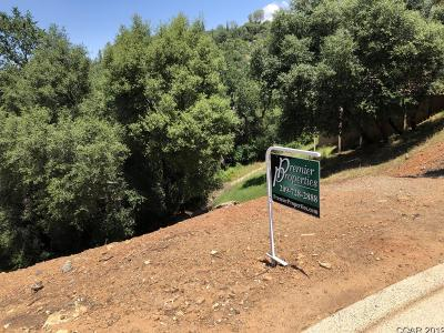 Sonora CA Residential Lots & Land For Sale: $49,500
