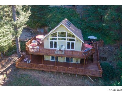 Wilseyville Single Family Home For Sale: 4345 Lynn Blvd