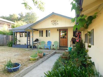 San Andreas Single Family Home For Sale: 537 Toyanza #.