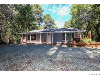 Wilseyville Single Family Home For Sale: 5007 June Ave #108