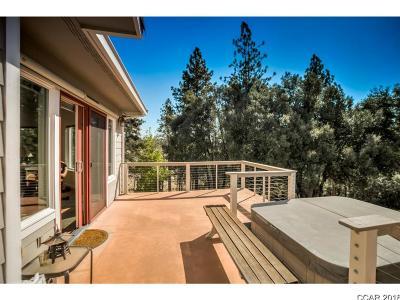 Mokelumne Hill Single Family Home For Sale: 14929 Jesus Maria Road #1