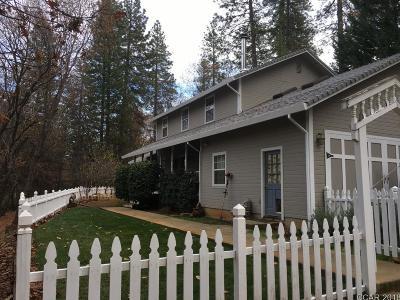 Glencoe Single Family Home For Sale: 335 Three Cent Flat Rd #29