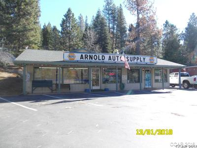 Arnold Commercial For Sale: 1757/1801 Hwy 4 #23
