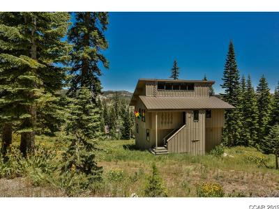 Angels Camp, Arnold, Avery, Bear Valley, Camp Connell, Copperopolis, Dorrington, Douglas Flat, Hathaway Pines, Mokelumne Hill, Mountain Ranch, Murphys, Paloma, Railroad Flat, San Andreas, Sheep Ranch, Vallecito, Valley Springs Single Family Home For Sale: 474 Snowshoe Road
