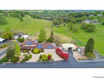 San Andreas Single Family Home For Sale: 1391 Saddleback Dr #1