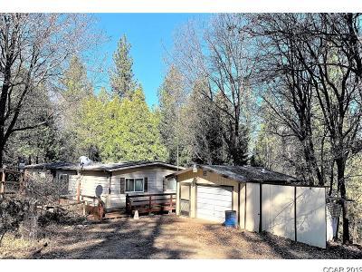 Wilseyville Single Family Home For Sale: 4478 Tree Ln #4478