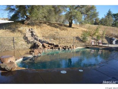 Valley Springs Single Family Home For Sale: 140 Melsher Ln