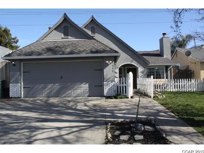 Modesto Single Family Home For Sale: 1520 Citrus Dr #37