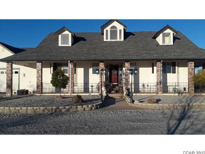 Valley Springs Single Family Home For Sale: 5691 McCauley #169