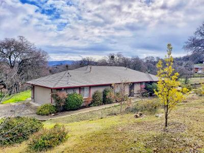 Valley Springs Single Family Home For Sale: 5469 Cox Dr #1