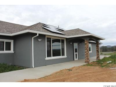 Valley Springs Single Family Home For Sale: 4120 Hwy 12
