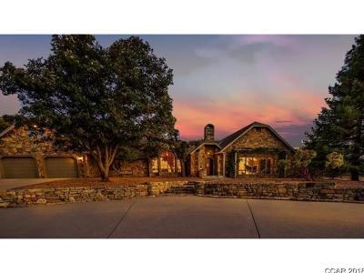 Soulsbyville Single Family Home For Sale: 17057 Elliott Road #4