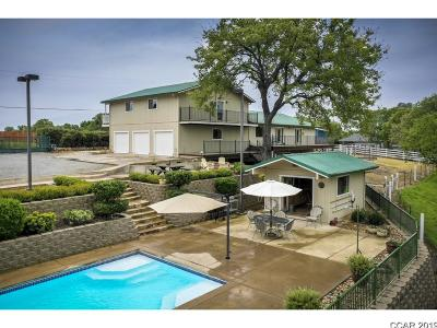 Valley Springs Single Family Home For Sale: 4636 Hillvale Dr #8