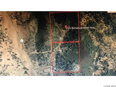Angels Camp Residential Lots & Land For Sale: 225 Bonanza Mine Way