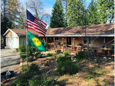 Mountain Ranch Single Family Home For Sale: 19010 Potteroffs Rd #c