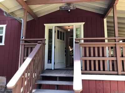Railroad Flat Single Family Home For Sale: 1556 Burnham Rd #35