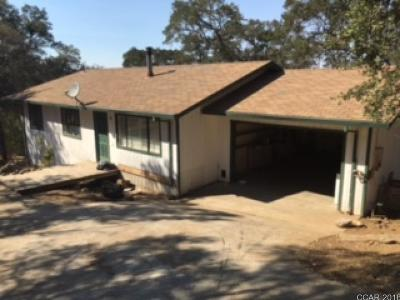 Valley Springs Single Family Home For Sale