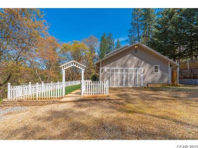 Glencoe Single Family Home For Sale: 335 Three Cent Flat Rd #Lot 8