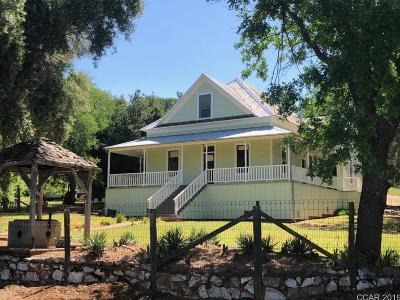 Vallecito Single Family Home For Sale: 7807 Airola Rd
