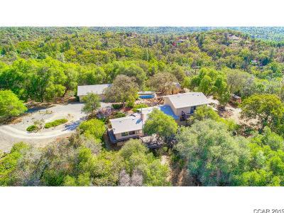 Sonora Single Family Home For Sale: 19575 Serrano Rd