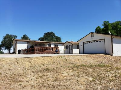 Valley Springs Single Family Home For Sale: 5060 Dunn Rd #2459