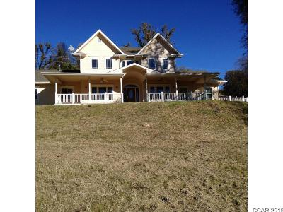 Railroad Flat Single Family Home For Sale: 4090 Railroad Flat Rd. #3