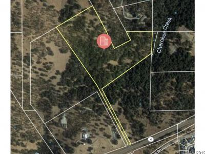 Angels Camp Residential Lots & Land For Sale: Apn 058007027 Hwy 4 #.
