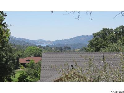 Angels Camp Residential Lots & Land For Sale: 807 Live Oak