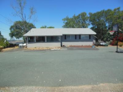 Mokelumne Hill Single Family Home For Sale: 7265 Hwy. 26