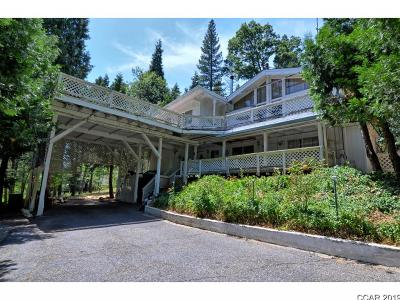 Arnold Single Family Home For Sale: 2894 Black Oak Dr #43