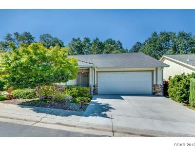 Angels Camp Single Family Home For Sale: 978 Country Lane