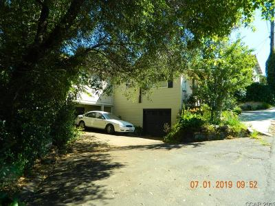 Angels Camp Single Family Home For Sale: 1202 Bret Harte Rd #9