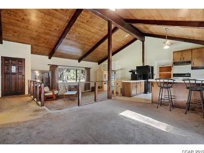 Mokelumne Hill Single Family Home For Sale: 11260 Worden Rd #81