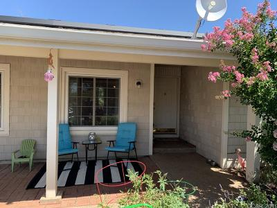 Copperopolis Single Family Home For Sale: 2422 Cheyenne Rd #793