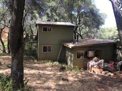 Vallecito Single Family Home For Sale: 3688 Poag Ln #30
