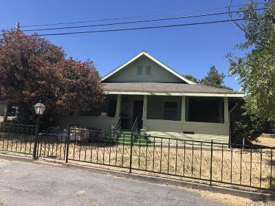Burson Single Family Home For Sale: 3308 Helisma #7,8,9