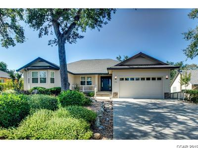 Angels Camp Single Family Home For Sale: 174 Rocky Ridge Ln #159