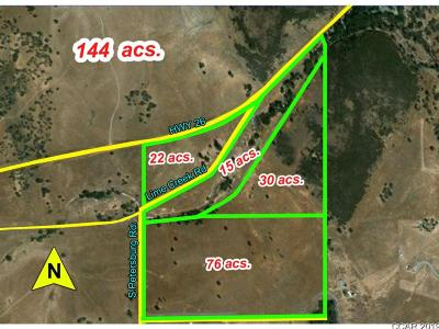 Valley Springs Residential Lots & Land For Sale: Highway 12 #1