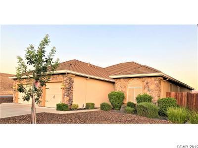 Valley Springs Single Family Home For Sale: 208 Bullion Hill Dr #209