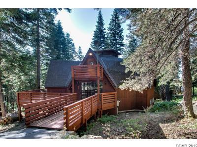 Bear Valley Single Family Home For Sale: 138 John Ebbetts Rd #100